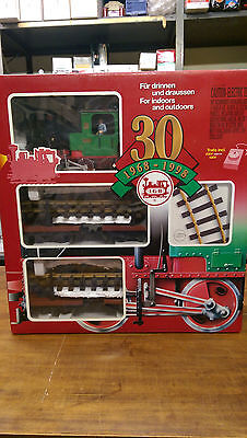 LGB 73968 The Big Train Rail Transport 30 Anniversary Set
