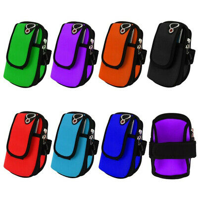 Sports Running Gym Armband Arm Band Case For iPhone 6 Plus/Samsung Galaxy Note 5