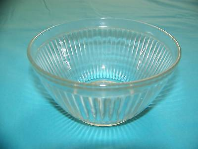 Fire King Crystal Bowl