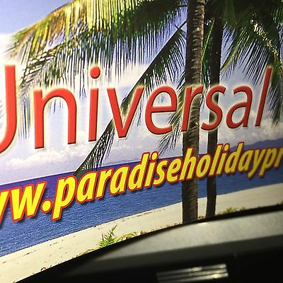 Paradise Holidays Accom Vouchers Value$89Sell$50 In 3's Incl Noosa BlueSurfersP