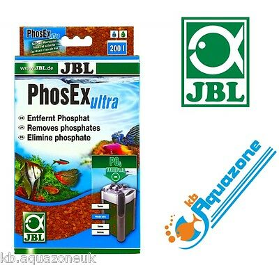 JBL PHOSEX ULTRA 340g fish tank phosphate remove - FAST DELIVERY * NEW