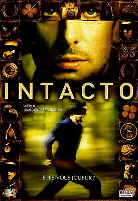 Intacto /*/ Dvd Fantastique Neuf/Cello