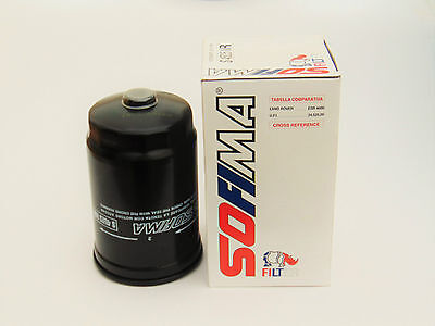 SOFIMA S 4525 NR (S4525NR),  Fuel filter Land Rover 2.5 Td5 4WD
