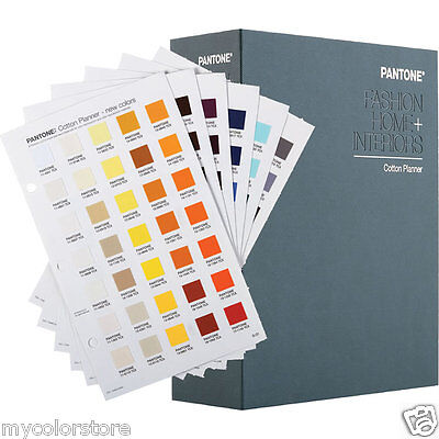 Pantone Fashion + Home Cotton Planner FHIC300 (formerly FFC205) 210 New Colors