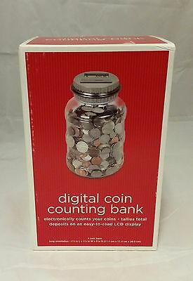 Digital Coin Bank - Piggy Bank