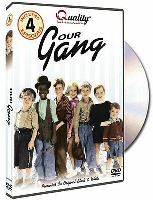 Our Gang - Little Rascals Collection (DVD, 2006, Brand New Sealed)  Original B&W