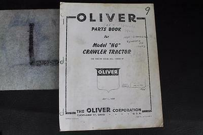 VINTAGE 1965 INTERNATIONAL HARVESTER Factory Parts Catalog LDR-1 LOADERS CUB