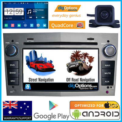 [For Holden Astra/Captiva 5 GPS Player Car Navi DVD iPod Stereo Bluetooth HD Cam