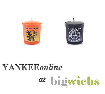 Yankee Candle Halloween Votive Sampler - Witches Brew & Candy Corn