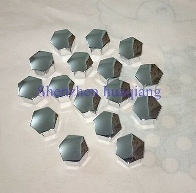 Car Wheel Screw Covers Cap for Peugeot 207 307 308 408 508 Citroen C2 C5 20pcs
