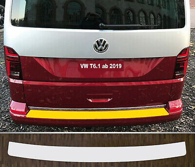 clear protective foil bumper protection transparent VW T6 ab 2015