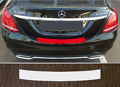 Paint Protection Film Screen for MERCEDES C CLASS SALOON w 205, AB 2014