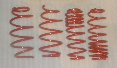 4 NEW Lotek lowering springs 08-14 Scion xD 07-16 Yaris