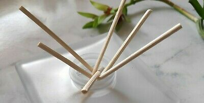 Premium Rattan Reed Diffuser Reeds/Sticks - Black or Natural - FREE Sydney Post
