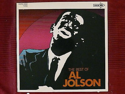 LP Al Jolson The Best Of      COPS 2022