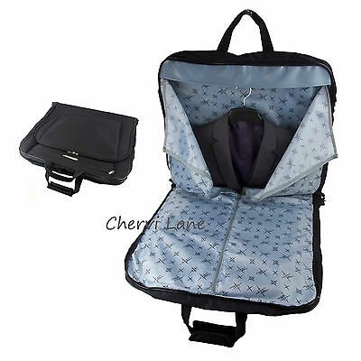 High Quality Garment Suit Dress Clothes Cover Work Travel Holdall Carry Case Bag