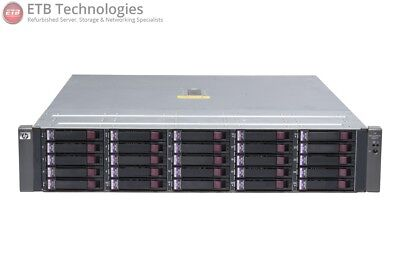HP StorageWorks MSA70 Storage Array - 25 x 146GB 10K SAS HDD