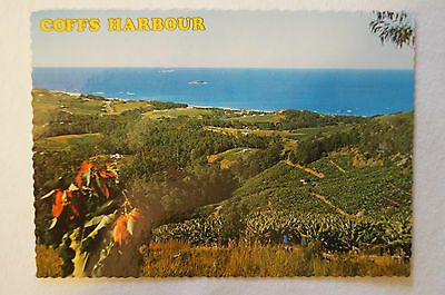 Coffs Harbour - New South Wales - Australia - Vintage - Postcard.