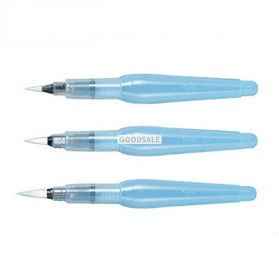Pentel Calligraphy Aquash Water Brush Pen FRH Series