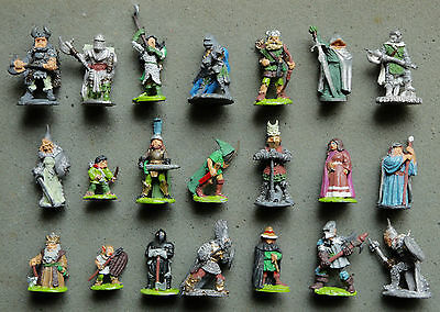 Citadel Pre Slotta Weird Fantasy Adventurers Kremlo Fighters Wizards Ral Partha