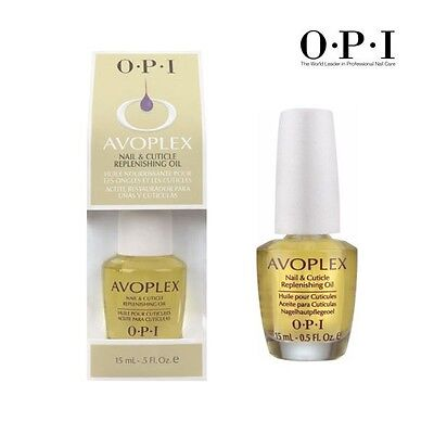 100% Authentic OPI Avoplex Nail and Cuticle Replenishing Oil 15ml   UK STOCKIST