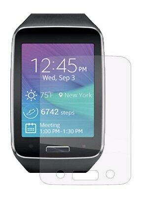 Set of 4 Screen Protector Full display cover For Samsung Galaxy Gear S