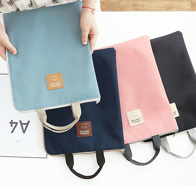 iConic - Basic Pouch A4 V.2 - Document File Holder / Tablet PCs Protective Bag