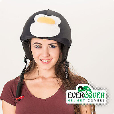 Penguin helmet cover is suitable for technically all kinds of sport helmets