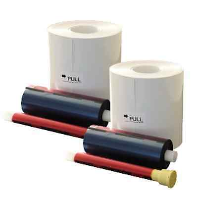 Papel Dnp Ds-Rx1 10X15 - 1400 Copias