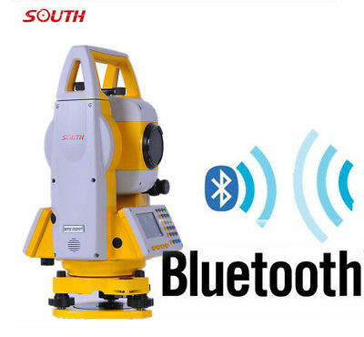 South Reflectorless 400m laser total station NTS-332R4  with A prism