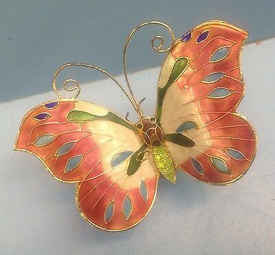 Chinese Butterfly Lamp Shade Finial