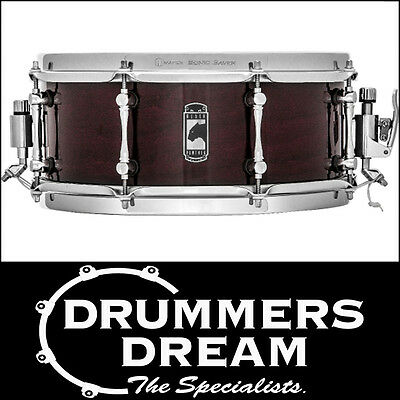"""MAPEX BLACK PANTHER """"CHERRY BOMB"""" 13"""" x 5.5"""" SNARE DRUM - CHERRY WOOD"""