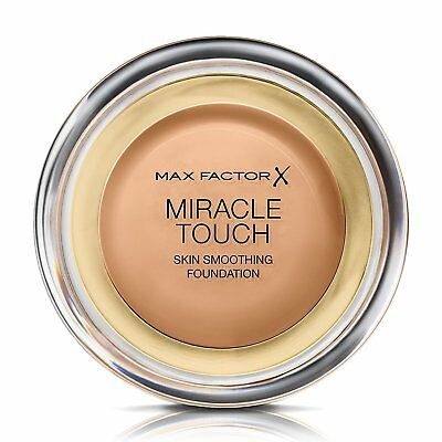 Max Factor Miracle Touch Liquid Illusion Foundation - skin smoothing 1x  11,5g