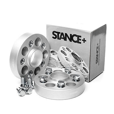 2 x 30mm Audi TT 8N (5x100) 57.1 STANCE+ Alloy Wheel Spacers