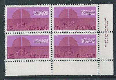 Canada #514i LR PL BL Fluorescent Paper Variety MNH **Free Shipping**