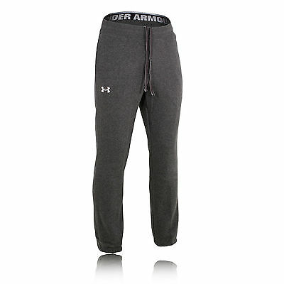 Under Armour Rival Cotton Storm Mens Grey Waterproof Breathable Cuffed Pants