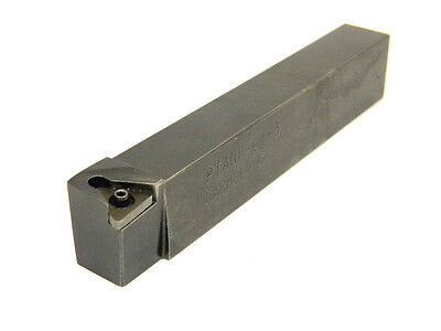 """USED CARBOLOY PTANR 64-3 TURNING TOOL HOLDER TNMG 322 (.750"""" x 1.00"""" Shank)"""