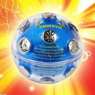 Electronic Hot Potato Shock Ball Party Game in Box New