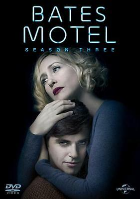 Bates Motel: Season 3 [DVD]