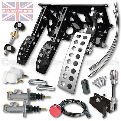 Universal Cable Clutch Top Mounted Pedal Box, Rally,race,motorsport Cmb6667