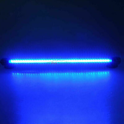 White LED Submersible Light Underwater Stick Strip Bar Lamp Aquarium Fish Tank