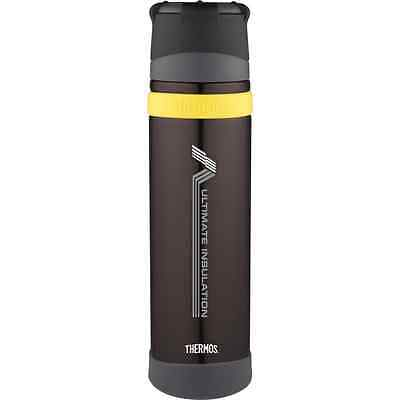 Thermos Ultimate MKII Vacuum Insulated Hot Tea Coffee Stainless Steel Flask, 900