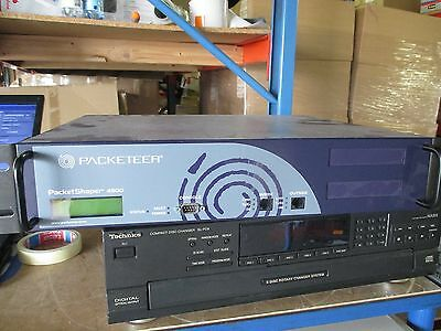 Packeteer Packetshaper 4500 Internet / Network QOS Appliance load balancer