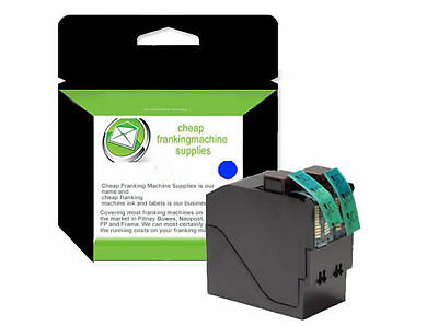 IS480 compatible blue franking ink cartridge