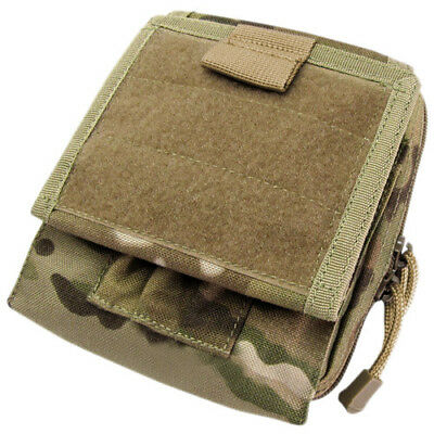Condor Multifunctional Military Patrol Map Document Pouch MOLLE System MultiCam