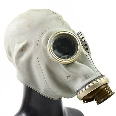 Soviet Russian USSR Gas Mask face respiratory protection cosplay costume MEDIUM