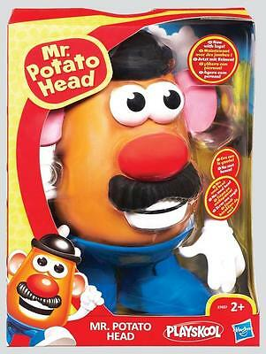 Official Hasbro Playskool Mr Potato Head with 13 Pieces