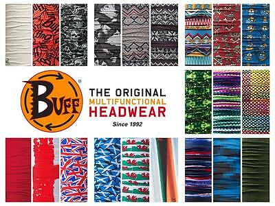 Original Buff Balaclava Bandana Mask Neck Tube Snood Outdoor Sportswear
