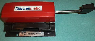 "Manual Hand Slide ""Extremely Rare"" Credit Card Imprinter"