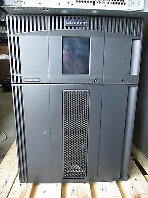 Quantum i500 CHASSIS Scalar Tape 14U Library Data Storage Backup - EXCL DRIVES